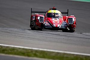 WEC Noticias de última hora El Manor de Merhi recibe siete minutos de sanción en Nurburgring