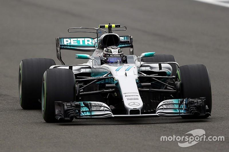 Bottas, Hamilton'la arasındaki fark karşısında şaşkın