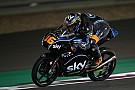 Moto3 Il team Sky apre il Mondiale Moto3 con il 6° posto di Migno a Losail