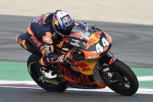Moto2 Qualifying report Moto2 Argentina: Oliveira ungguli Morbidelli di kualifikasi
