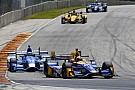 IndyCar Rossi not taking responsibility for Kanaan shunt at Road America