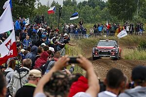 WRC Noticias de última hora Polonia abandonaría el WRC por temas de seguridad