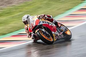 MotoGP Résumé de qualifications Qualifs - Huitième pole de suite pour Márquez sur le Sachsenring