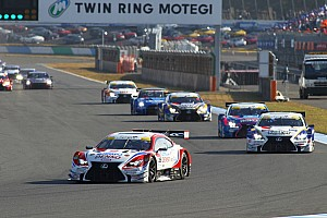 Super GT changes finale date to avoid WEC clash