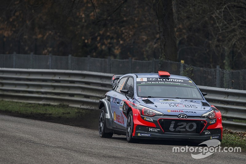Neuville, Mikkelsen to share Hyundai in Monza Rally