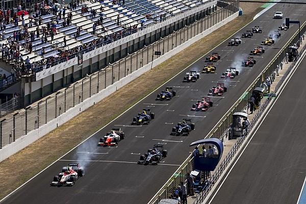 FIA F2 Ultime notizie Svelato il calendario ufficiale della Formula 2 2018