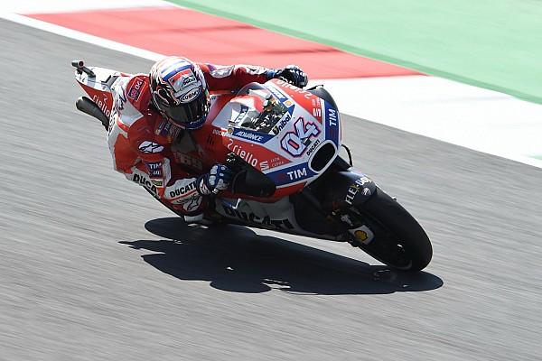 MotoGP Dovizioso: chances de título são pequenas apesar de vitória