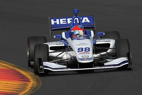Indy Lights Qualifiche Ennesima pole stagionale per Colton Herta a Watkins Glen