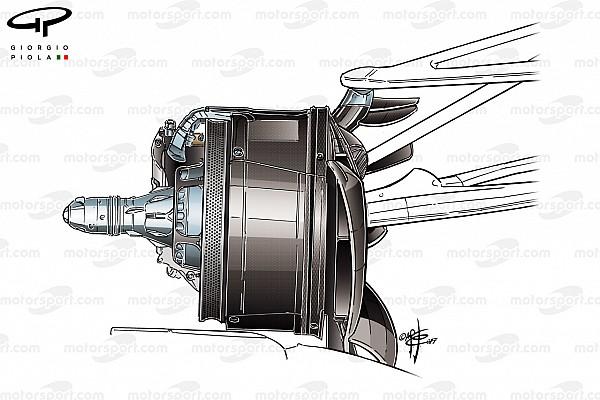 F1 Análisis: los cambios que ayudaron a Mercedes a dominar