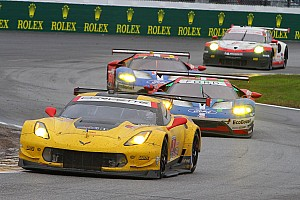 IMSA Special feature Jan Magnussen: No Rolex for Corvette this time at Daytona