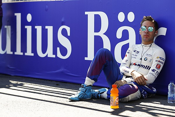 Formula E Andretti couldn't keep Frijns due to Audi