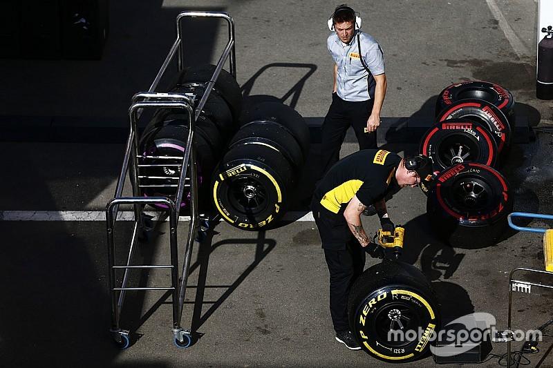 Pirelli confía en que habrá menos carreras de una parada en pits