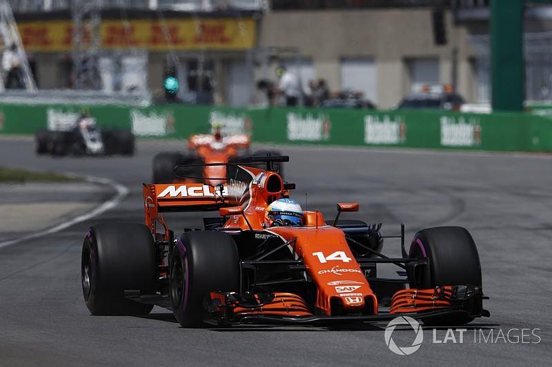 Alonso et Vandoorne déjà condamnés au fond de grille à Bakou