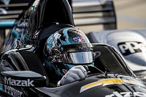 IndyCar Practice report Newgarden tops windy Phoenix practice