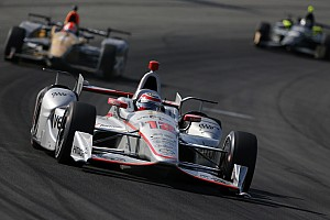 """IndyCar Breaking news Power was """"lucky he didn't crash,"""" says engineer"""