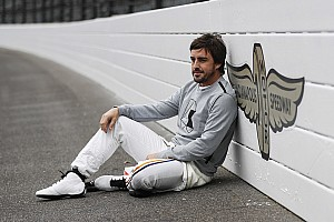 """IndyCar Breaking news Michael Andretti: Alonso's first test was """"perfect"""""""