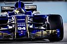 Forma-1 A Wehrlein-Leclerc pároson dolgozik a Sauber 2018-ra