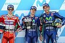 La parrilla de salida del GP de Aragón