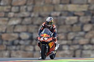 Moto3 Nieuws Vertrouwen bij Bendsneyder ondanks kwalificatiedomper in Aragon