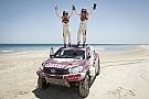 Cross-Country Rally Al Attiyah y Sunderland se imponen en Qatar