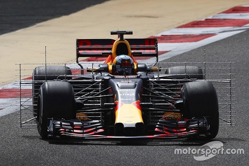 """Según Ricciardo  """"un fallo en el motor nos afectó"""""""