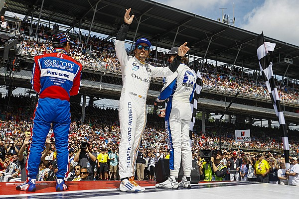 IndyCar Actualités Alonso : À Indy,