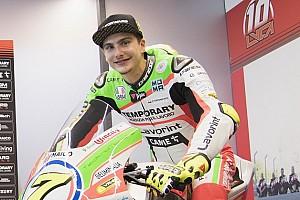 Moto2 Ultime notizie Intervento alla caviglia riuscito per Lorenzo Baldassarri