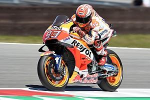 MotoGP Practice report Assen MotoGP: Marquez beats Vinales by 0.001s in FP3