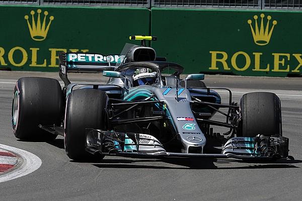 Formule 1 Actualités Bottas: Mercedes