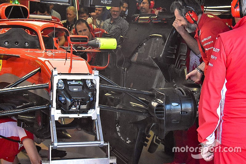 Canadian GP: Latest F1 tech updates, direct from the garages