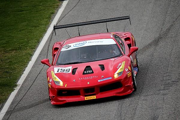 Ferrari World Finals: Lu wins first North America encounter