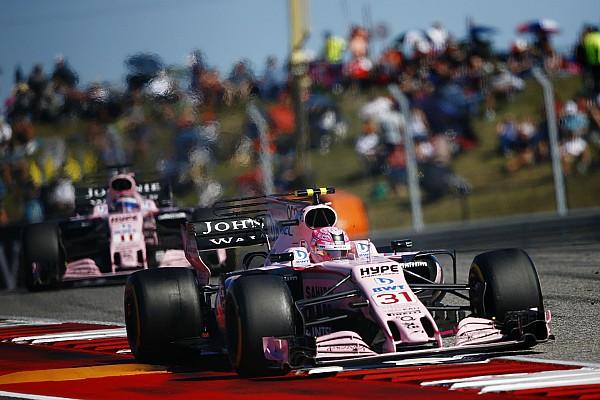 Perez: Force India harus cabut team order sekarang juga