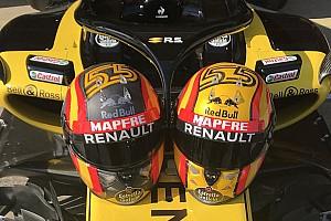 Formule 1 Actualités Carlos Sainz demande aux fans de choisir son casque