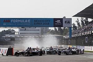 Confira os horários da Fórmula E no México