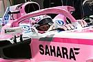 Fórmula 1 Force India cancela sus planes de cambio de nombre para 2018