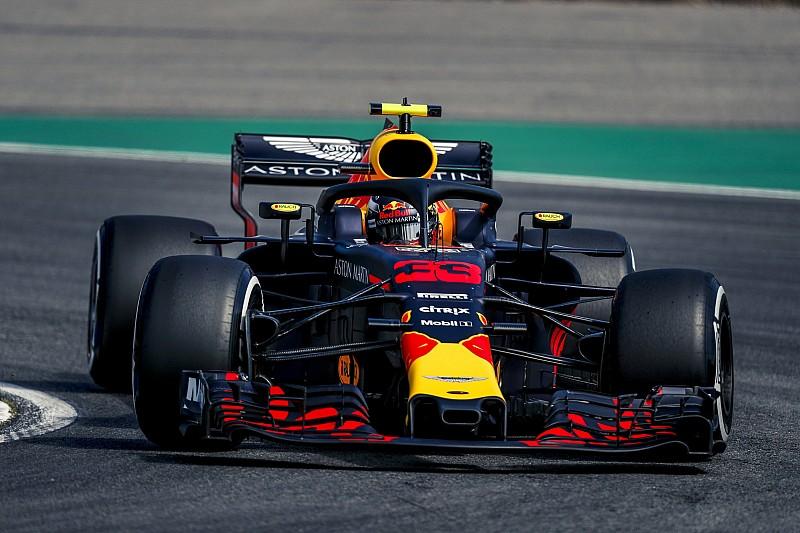 FP2 GP Jerman: Verstappen tercepat tapi laporkan masalah mekanis