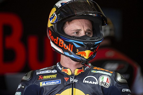 MotoGP Breaking news Espargaro was