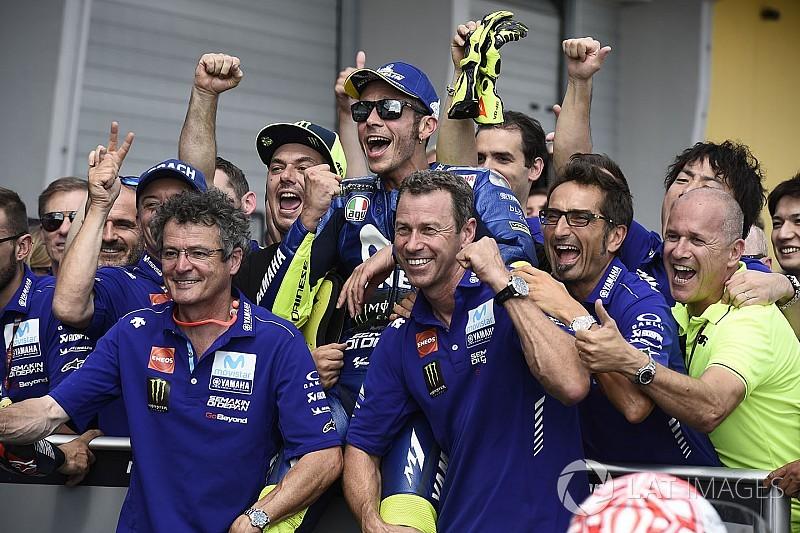 Rossi: Gelişim için o kadar baskı yapıyorum ki, artık mühendisler benden kaçıyor
