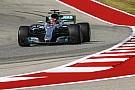 F1 Hamilton volvió a ser el mejor antes de clasificar, pero Vettel se acercó