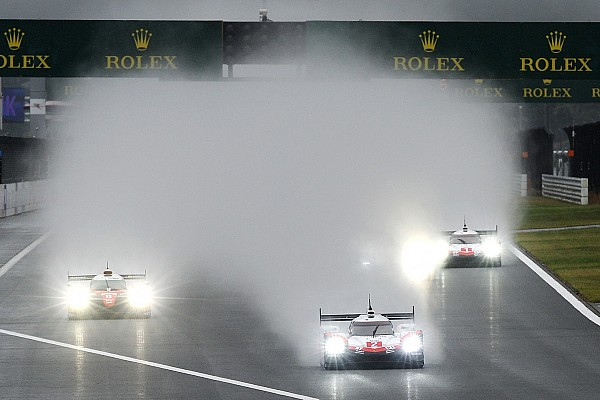 WEC Special feature Bernhard column: Title celebrations on hold after Fuji washout