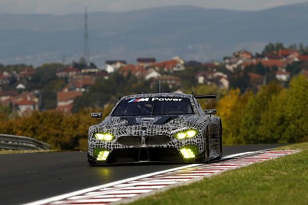 BMW annonce ses pilotes pour la Super Saison du WEC