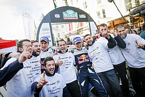 WRC Breaking news Ogier: M-Sport title emotion greater than with Volkswagen