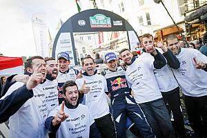 WRC Nieuws Ogier: