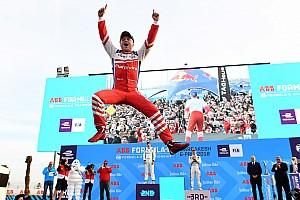 Formula E Reporte de la carrera Rosenqvist se lució para ganar y López fue sexto