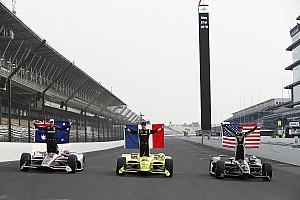 IndyCar Résultats Vidéo - La grille de départ de l'Indy 500