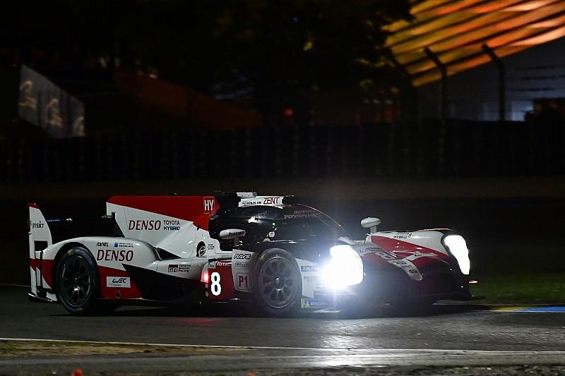 Alonso fénysebességre kapcsolt a Toyotával