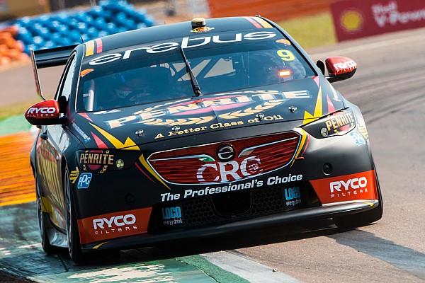 Darwin Supercars: Reynolds snatches Saturday pole