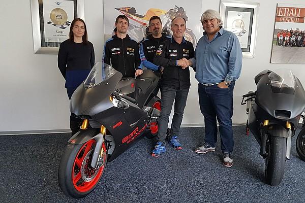 Moto2 Ultime notizie Ufficiale il matrimonio tra Suter e Forward Racing Team!