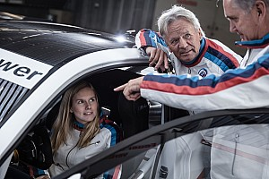 Visser verwacht in 2018 volledig kampioenschap af te werken voor BMW