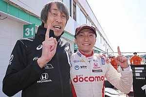 Super Formula Qualifying report Sugo Super Formula: Nojiri beats Kobayashi to pole